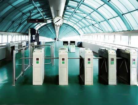El transporte público utiliza RFID