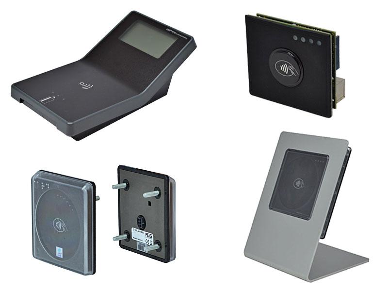 Lectores NFC para aplicaciones de pago con móvil