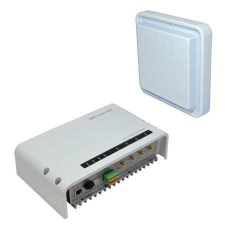 Lector UHF y antena UHF para la trazabilidad de pacientes en Hospitales