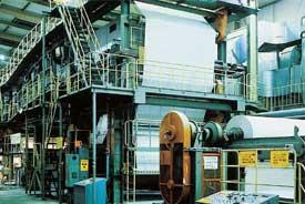 Relés e interruptores para industria paperera