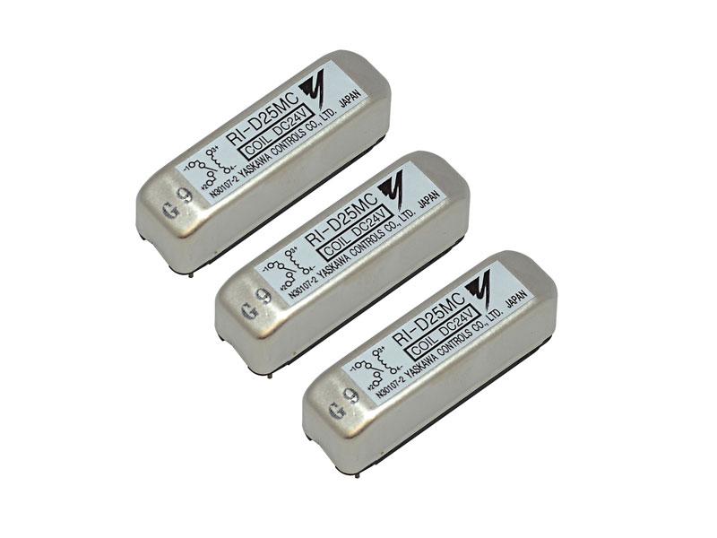 Relés para control de circuitos