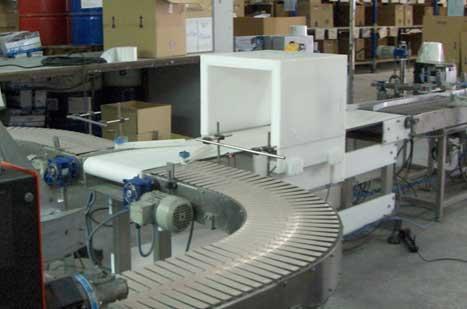 Túnel RFID para trazabilidad tóners impresora