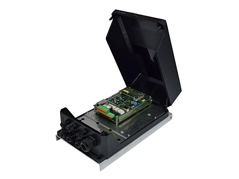 Lector RFID HF con una potencia de transmisión de 12W