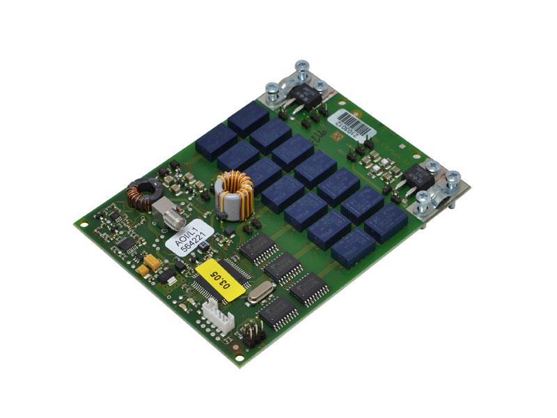 Sintonizador dinámico para antenas HF 13,56 MHz