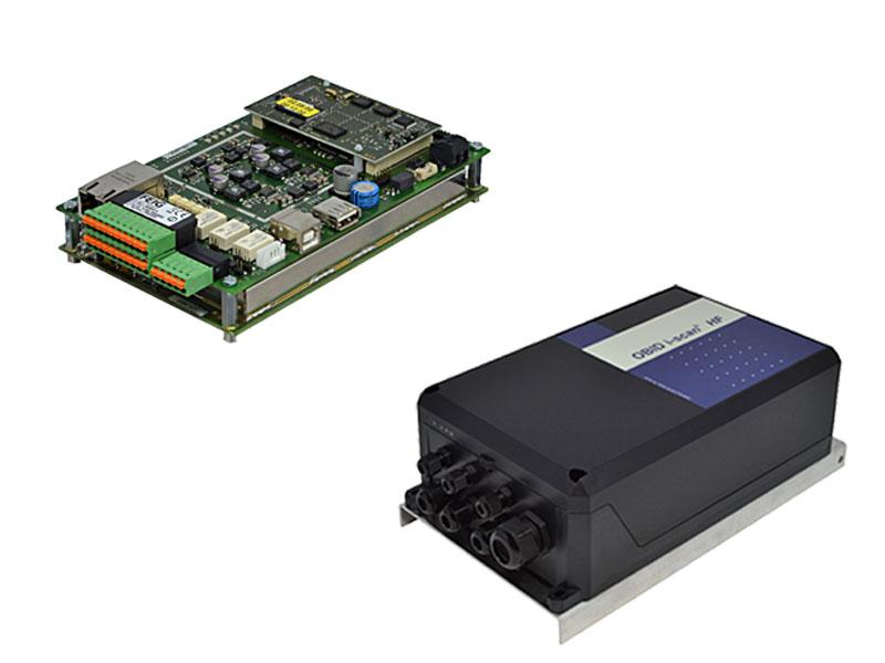 Lectores industriales HF para conectar antenas externas