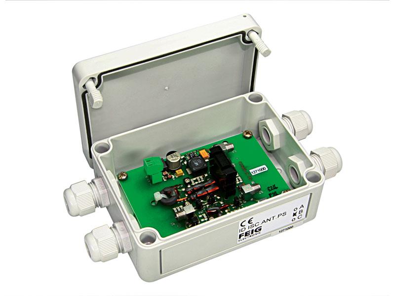 Divisor para antenas HF a 13,56 MHz de 50 Ohmios