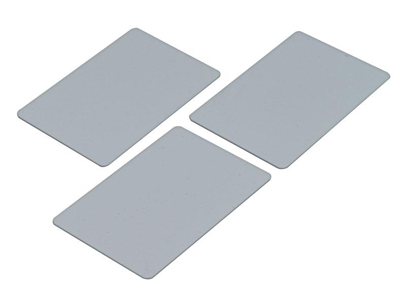 Tarjetas HF de PVC para pagos y control acceso