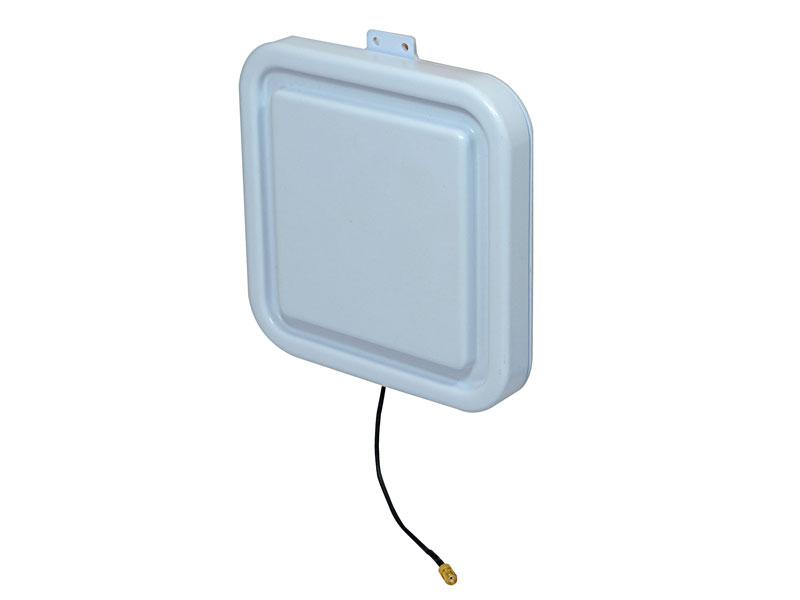 Antena UHF con haz lectora corto y ancho