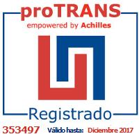 Sello proTRANS 2017