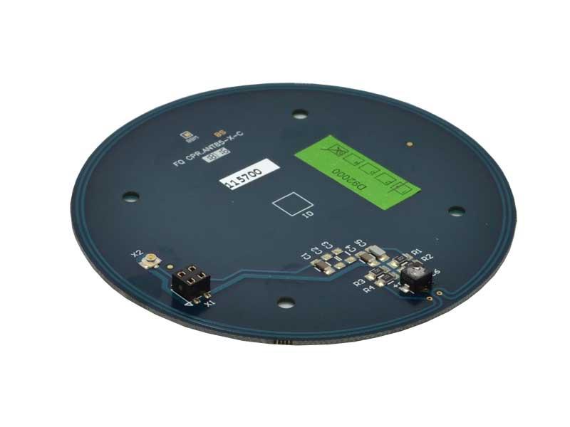 Antena 50 Ohms circular para lector MIFARE®