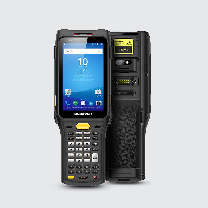 Terminal Portatil C61 Teclado numérico Android NFC
