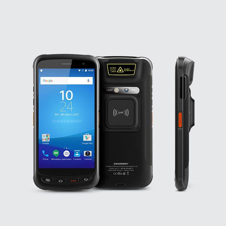 Terminal Portatil C71  Android  NFC