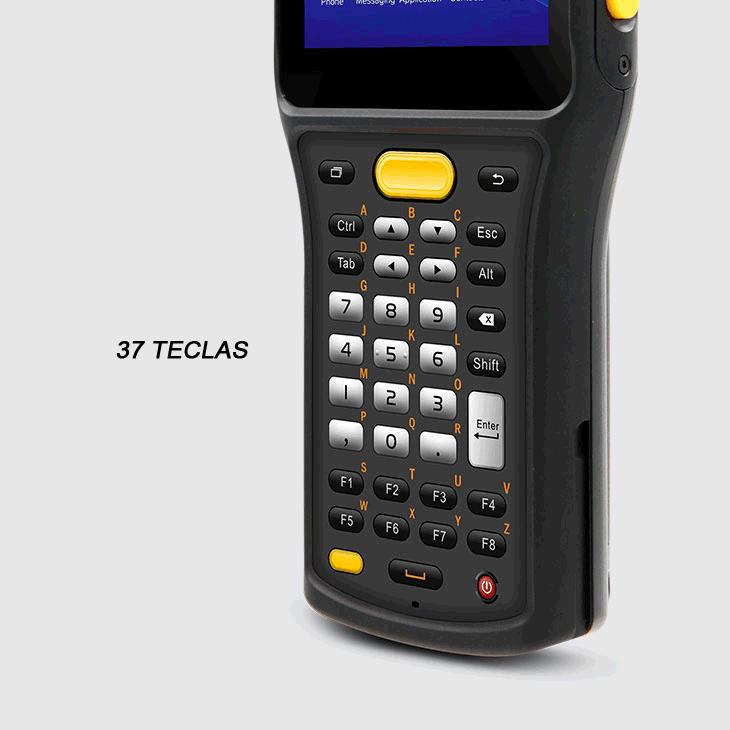 C61 37 teclas