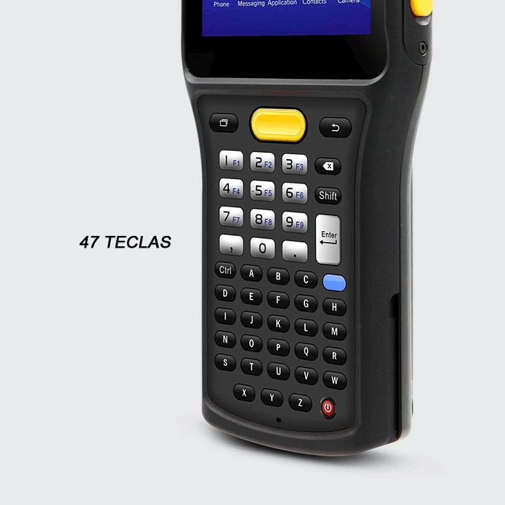 C61 47 TECLAS