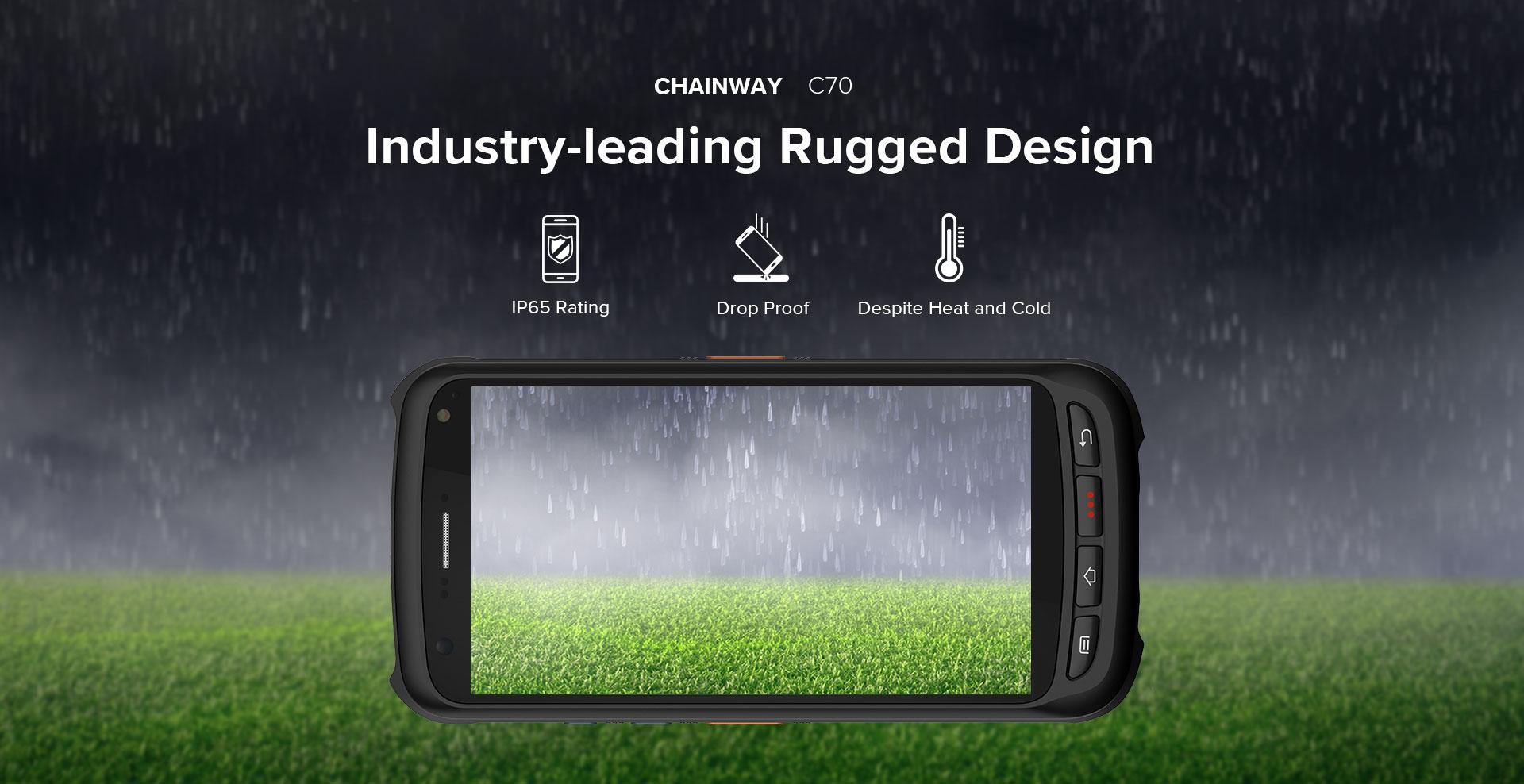 Handheld C70 Chainway Industry Leading