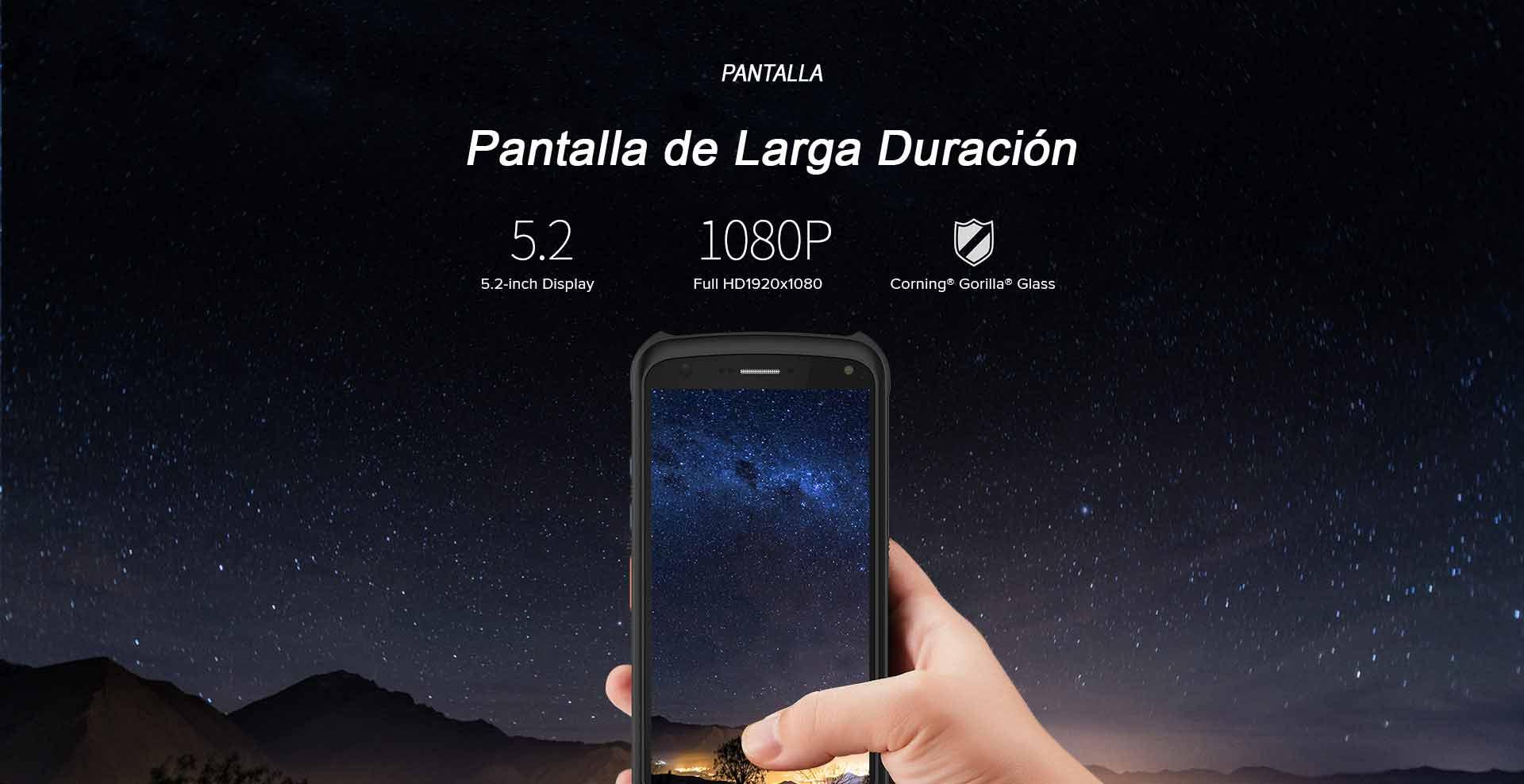 PANTALLA LARGA DURACION C70 CHAINWAY